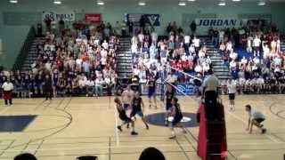 Granada vs. Palisades Volleyball City Championship 2012 Thumbnail