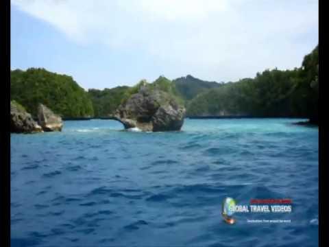 Palau Rocky Islands