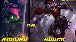 Surprise Party Amumu vs. Shaco Jungle | Gameplay / Commentary Guide 5.12 - League of Legends