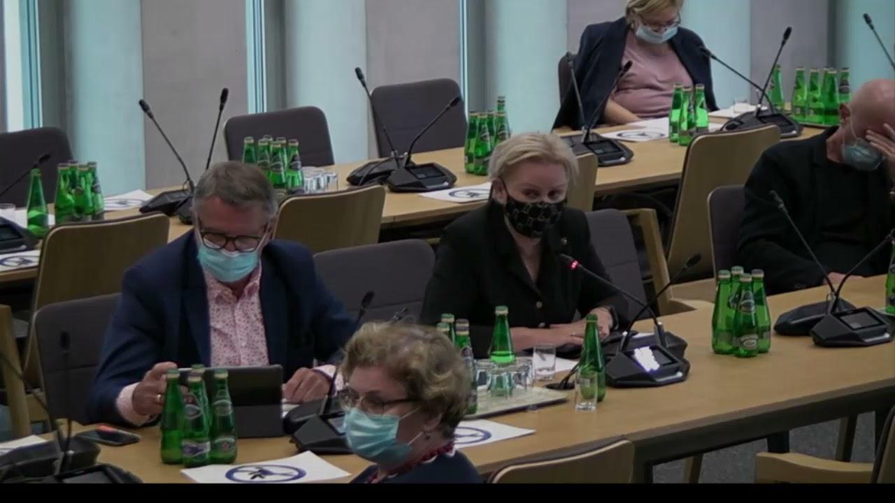 Download Emocje na posiedzeniu Komisji Zdrowia