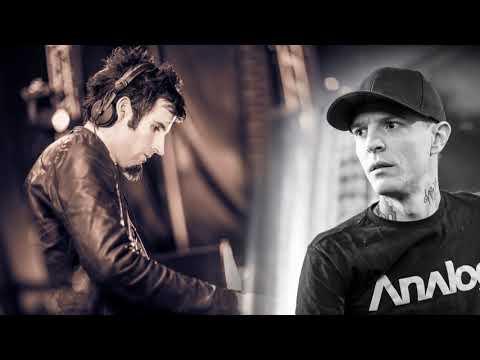 Deadmau5 - Monophobia ft. Rob Swire (WIP Vocal Bit) @ Joel Studio Stream 2018-05-22