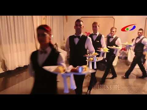♫ Formatia MONTANA Brasov  - MARS-UL  OSPATARILOR DE LA SELECT HOLIDAY BRAN -  nunta 25iulie15