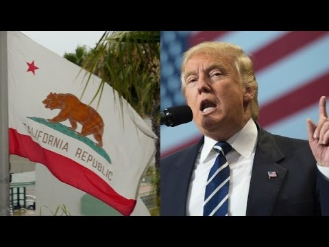 California Democrats ready to fight Trump