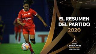 Boca Juniors vs. América de Cali [1-2] | Cuartos de Final | CONMEBOL Libertadores Femenina 2020