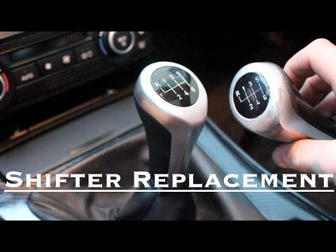 BMW Performance Schaltsack Alcantara neu BMW 3er E46