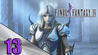 FINAL FANTASY 4 WALKTHROUGH PART 13  KAIN NOS TRAIU!