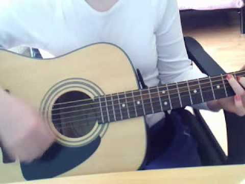 When I Look At You Miley Cyrus Guitar Cover Chords Youtube