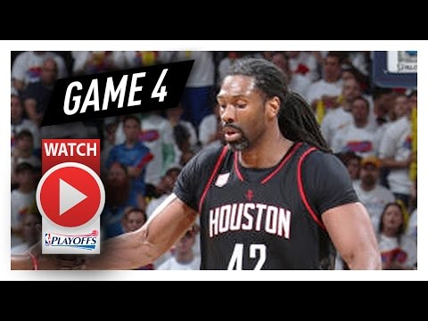 nene-hilario-full-game-4-highlights-vs-thunder-2017-playoffs---28-pts,-10-reb,-clutch!