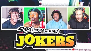 AMP IMPRACTICAL JOKERS