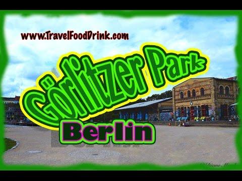 Görlitzer Park, Kreuzberg, Berlin - Travel Food Drink