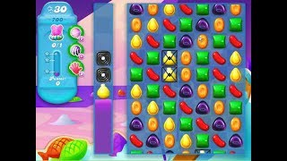 Candy Crush Soda Saga LEVEL 700-3 OPCIONS -DIFFICULT★★STARS( No booster )