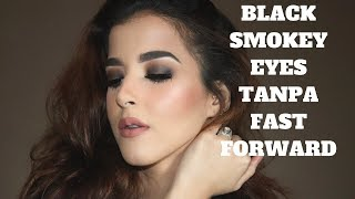 MY TIPS: CARA BLEND EYESHADOW YANG RAPIH ! black smokey eye