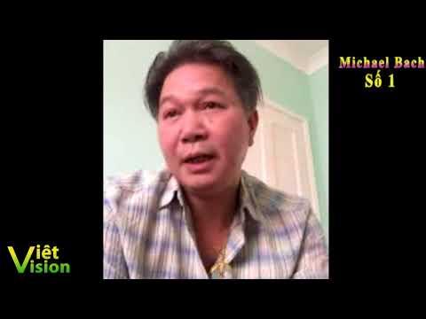 """Việt kiều Anh, Michael Bach: """"Nguyễn Duy Tân, ông không xứng đáng là một linh mục"""" (Michael Bach 1)"""
