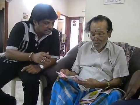 """GOD OF MUSIC"" Dr.T.M.SOUNDARRAJAN LIFE LAST MOMENT WITH DR.NIRANJAN FILM ARTIST(INDIA & SRILANKA)"