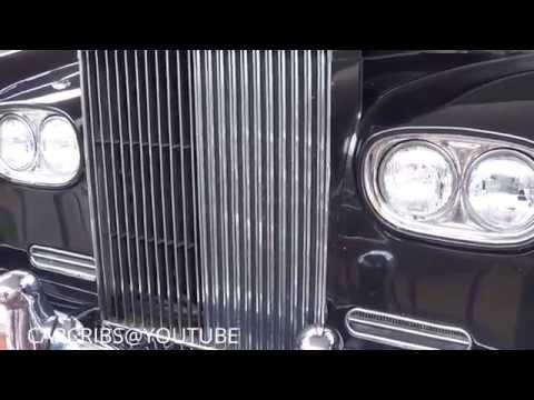 Classic Rolls-Royce Phantom VI Limousine at Taiping Museum Entrance Fee