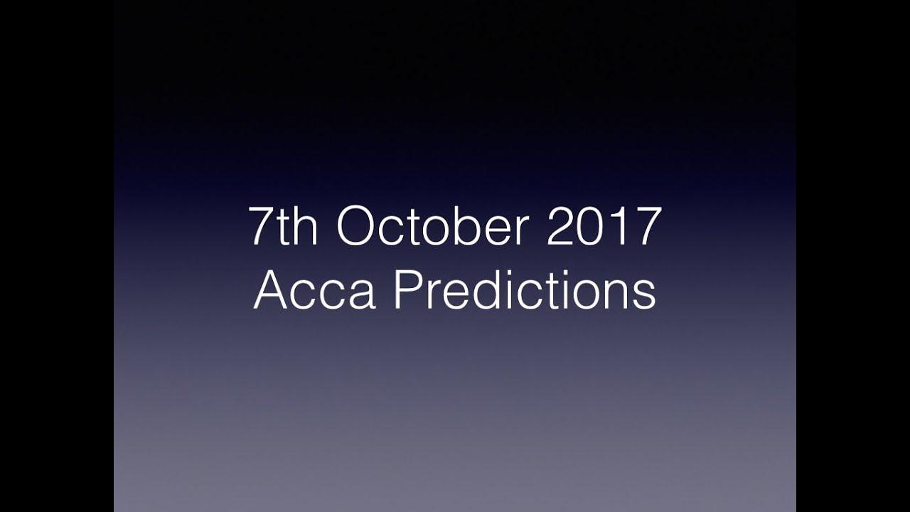 Football betting accumulator tips david villa swansea betting line