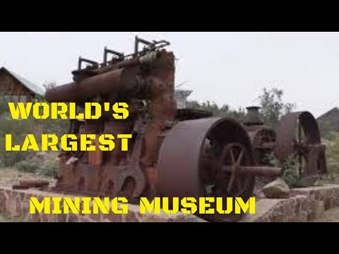 #197 Largest Collection Of Antique Mining Equipment In The World...Robson's Mining World!