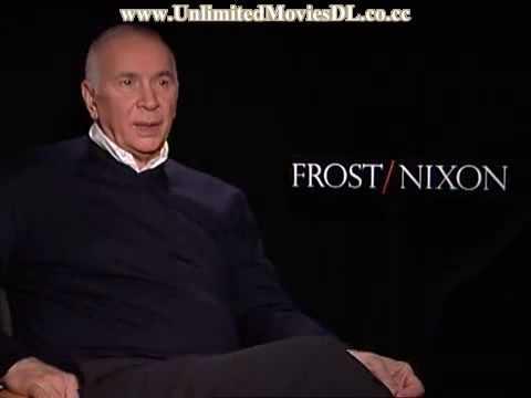 Frost_Nixon - Frank Langella Press Interview Part 1