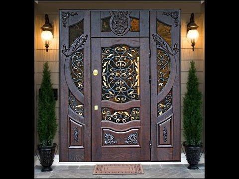 Красивые двери.
