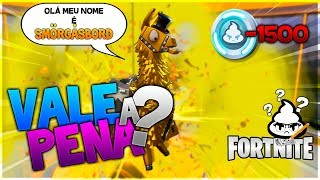 Bought NEW LLAMA Smorgasbord! Worth it??? Fortnite save the World