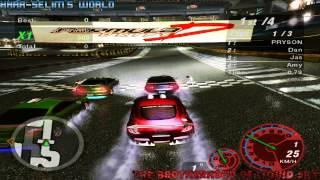 "Need For Speed Underground 2 (PC) - Epizod #60 ""Bayview Drift"" (Khar-Selim Plays Games!)"