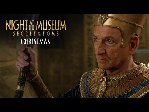 Night At the Museum: Secret of the Tomb  New Museum, New Trouble Featurette HD  FOX Family