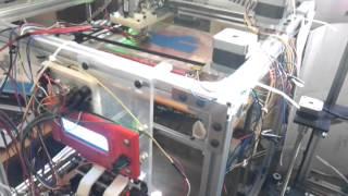 WillyBot printing
