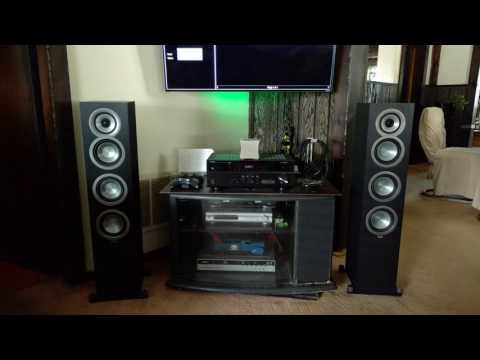 ELAC UNI-Fi UF5 demo Pink Floyd  performed by the London Philharmonic  Hi Res Flac file.