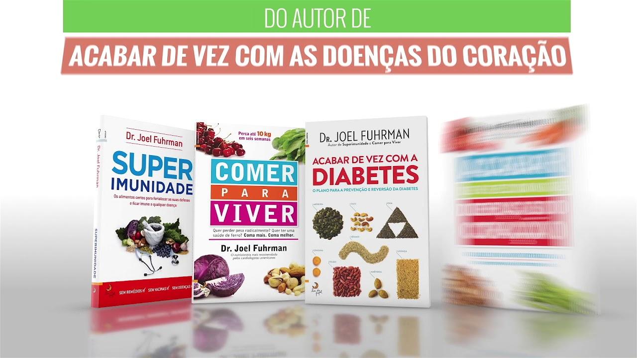 dieta para la diabetes fuhrman