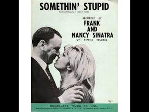 Frank amp Nancy Sinatra  Something Stupid 1967  YouTube