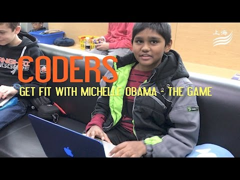 Coders - Get Fit with Michelle Obama!