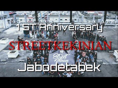 1 ST ANNIVERSARY Streetkekinian bekasi (Jabodetabek)