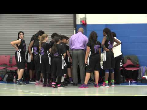 2016 CREC MIDDLE SCHOOL GIRLS BASKETBALL CHAMPIONSHIP