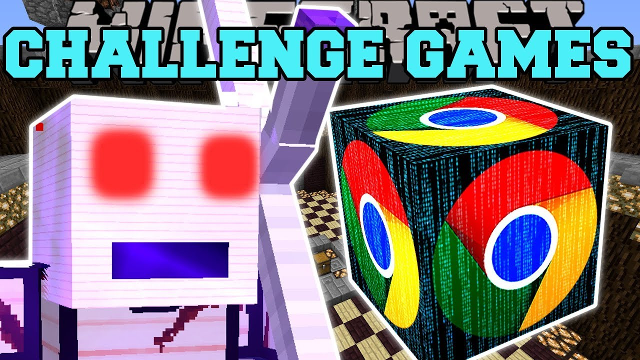 Minecraft: LUCKY BLOCK BOSS CHALLENGE GAMES - Lucky Block