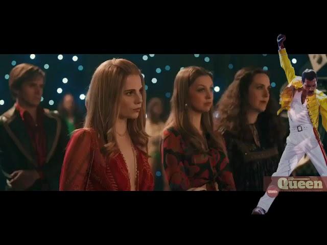 Bohemian Rhapsody Movie- Killer Queen scene