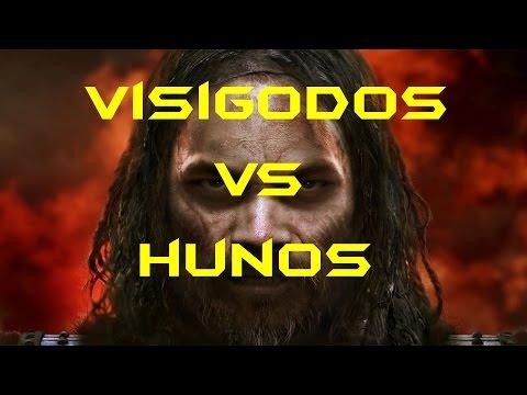 Attila Total War | Visigodos vs Hunos
