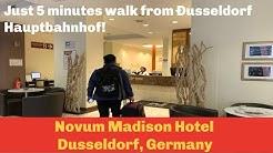 Novum Madison Hotel in Dusseldorf