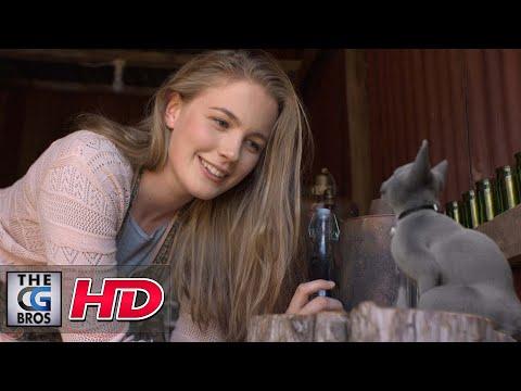 CGI & VFX Short Films: 'Kitten Witch'  - Directed by James Cunningham