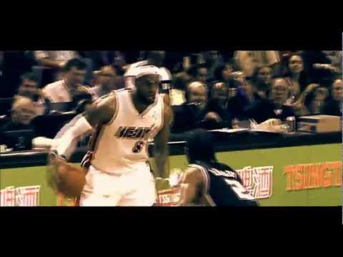 LeBron James: NBA Most Valuable Player 2012