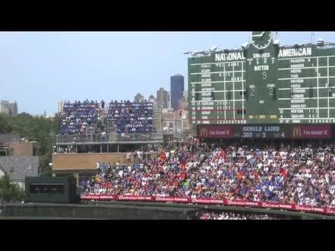 Chicago Cubs, Wrigley Field, Chicago, IL
