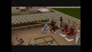 Runescape - House Swimming Glitch