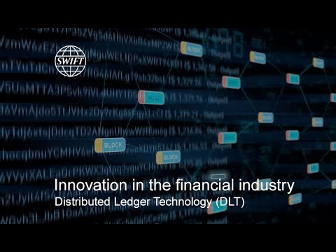 Innovation in the financial industry – Distributed Ledger Technology (DLT)