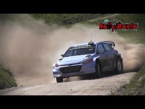 Test Hyundai i20 WRC Dani Sordo Fafe 2016 HD