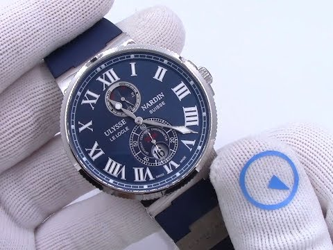 Reviewing My Ulysse Nardin Maxi-Marine Chronometer  - 6 Years Later