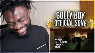 Apna Time Aayega | Gully Boy | Ranveer Singh & Alia Bhatt | DIVINE & EMIWAY??!! | REACTION!!