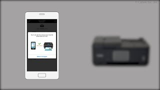 Enabling printing from a smartphone (iOS) - 2/2 (TR8500 series)