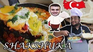 CARA MEMBUAT SHAKSHUKA / HOW TO MAKE SHAKSHUKA MIDDLE EASTERN OMELETTE