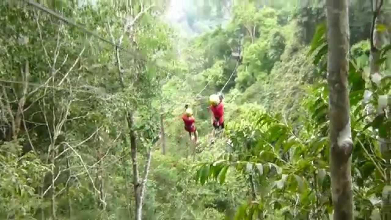 Koh Samui Canopy Adventure 2015-1 & Koh Samui Canopy Adventure 2015-1 - YouTube