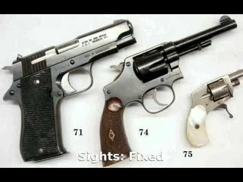 Cobra Titan Derringer  9mm Luger Pistol -  Full Specs Info