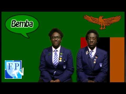 Bemba (Zambia) Language of the Month
